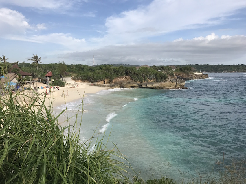 Dream Beach Nusa Lembongan