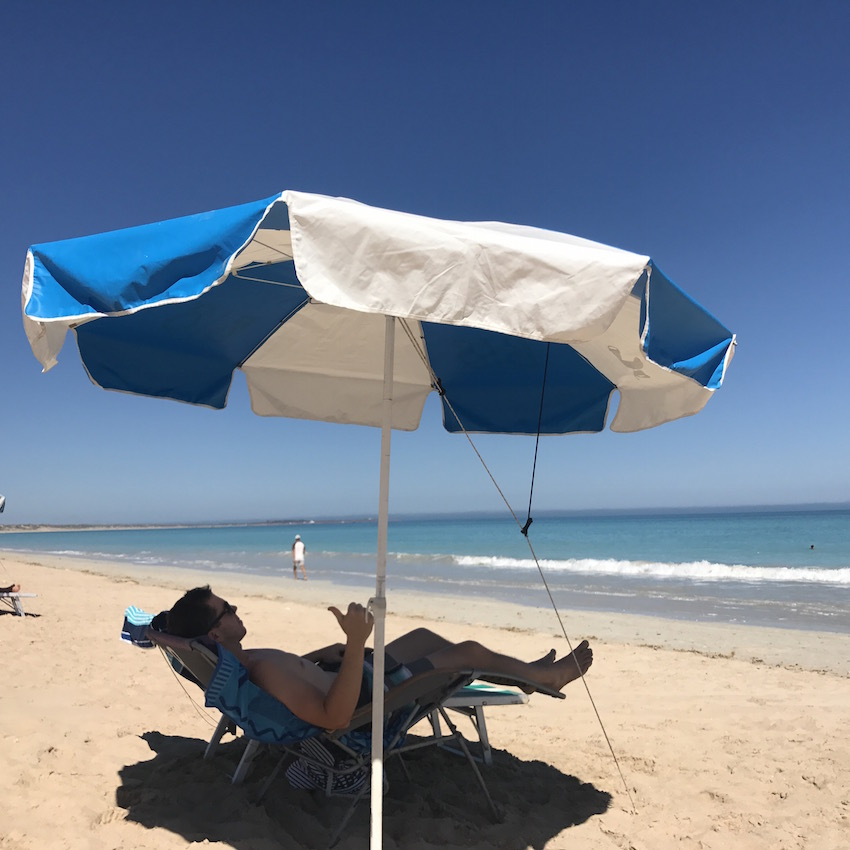 Cable Beach Umbrella