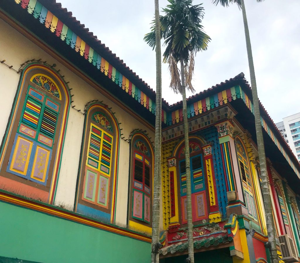 Tan House in Little India