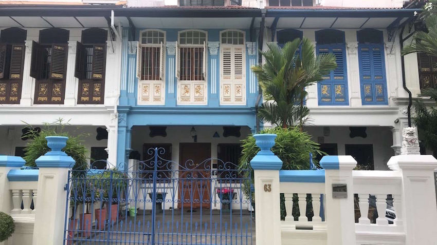 House on Emerald Hill Road