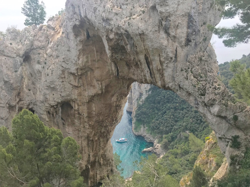 The Arch Naturale